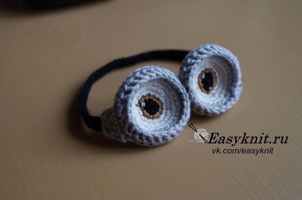 Очки глаза миньона