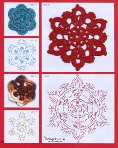 шестиугольные мотивы
