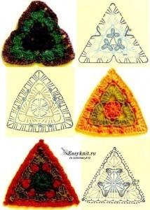 треугольный мотив