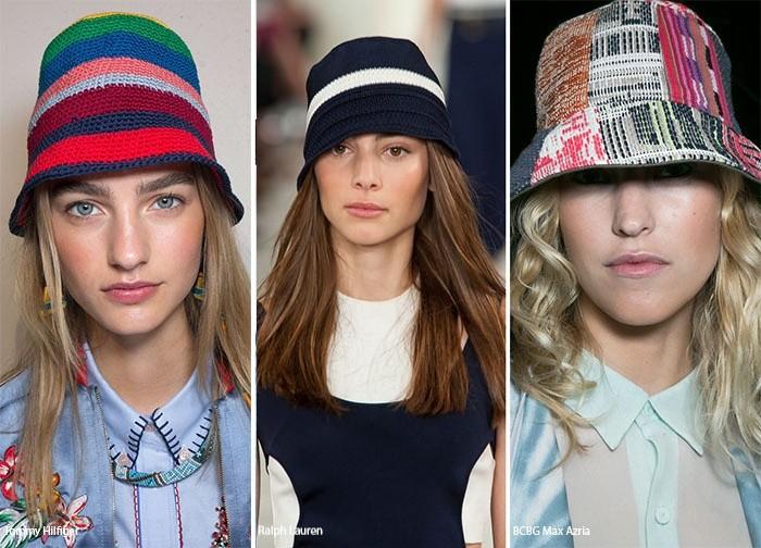модные шляпки 2017